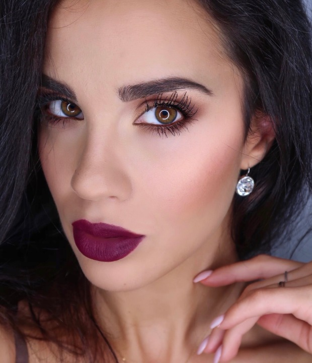 Tutorial makeup autunnale
